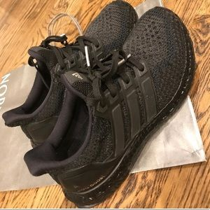 Adidas custom black ultraboost size 6.5